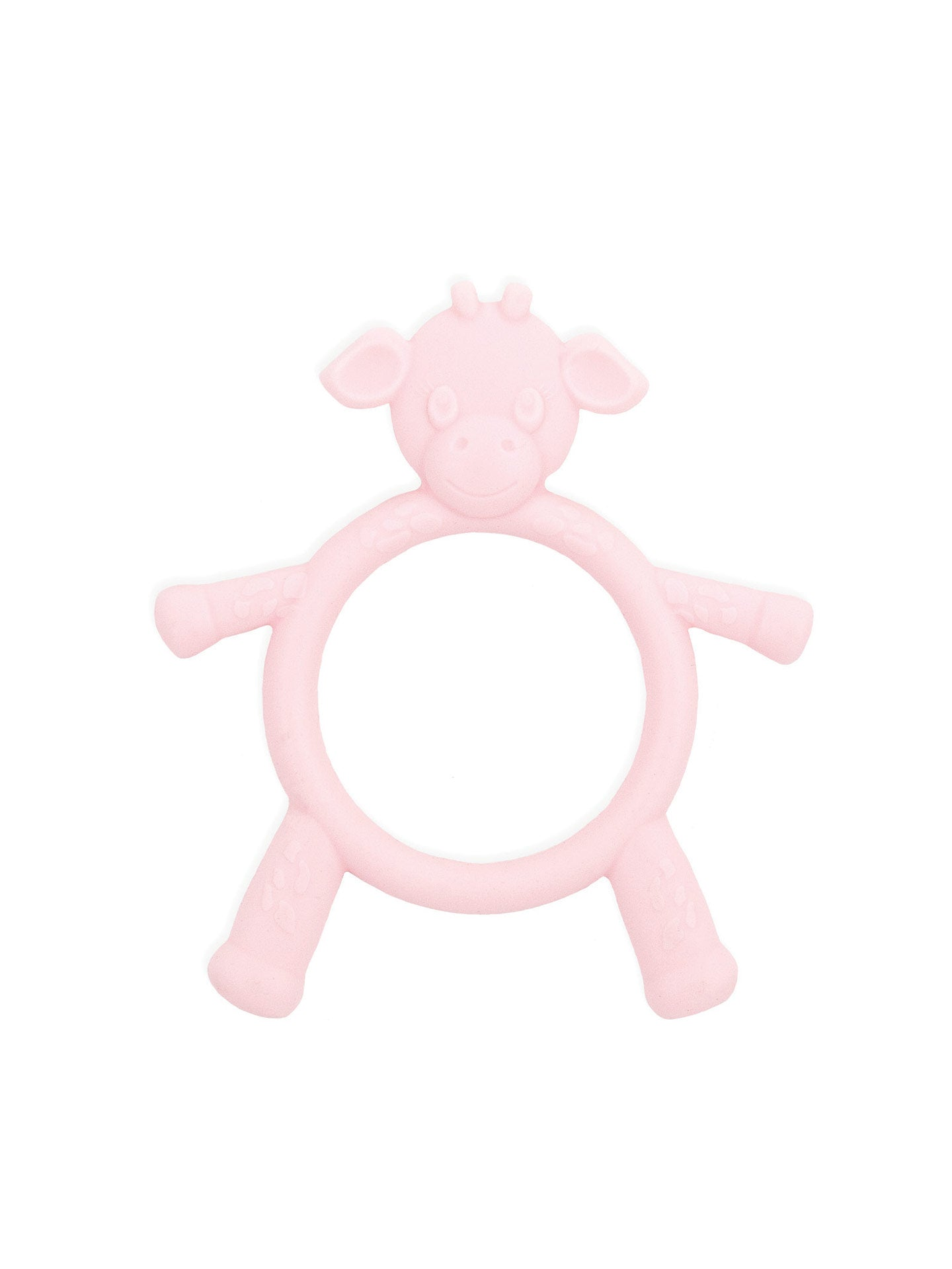 Little G  Teething Toy Pink