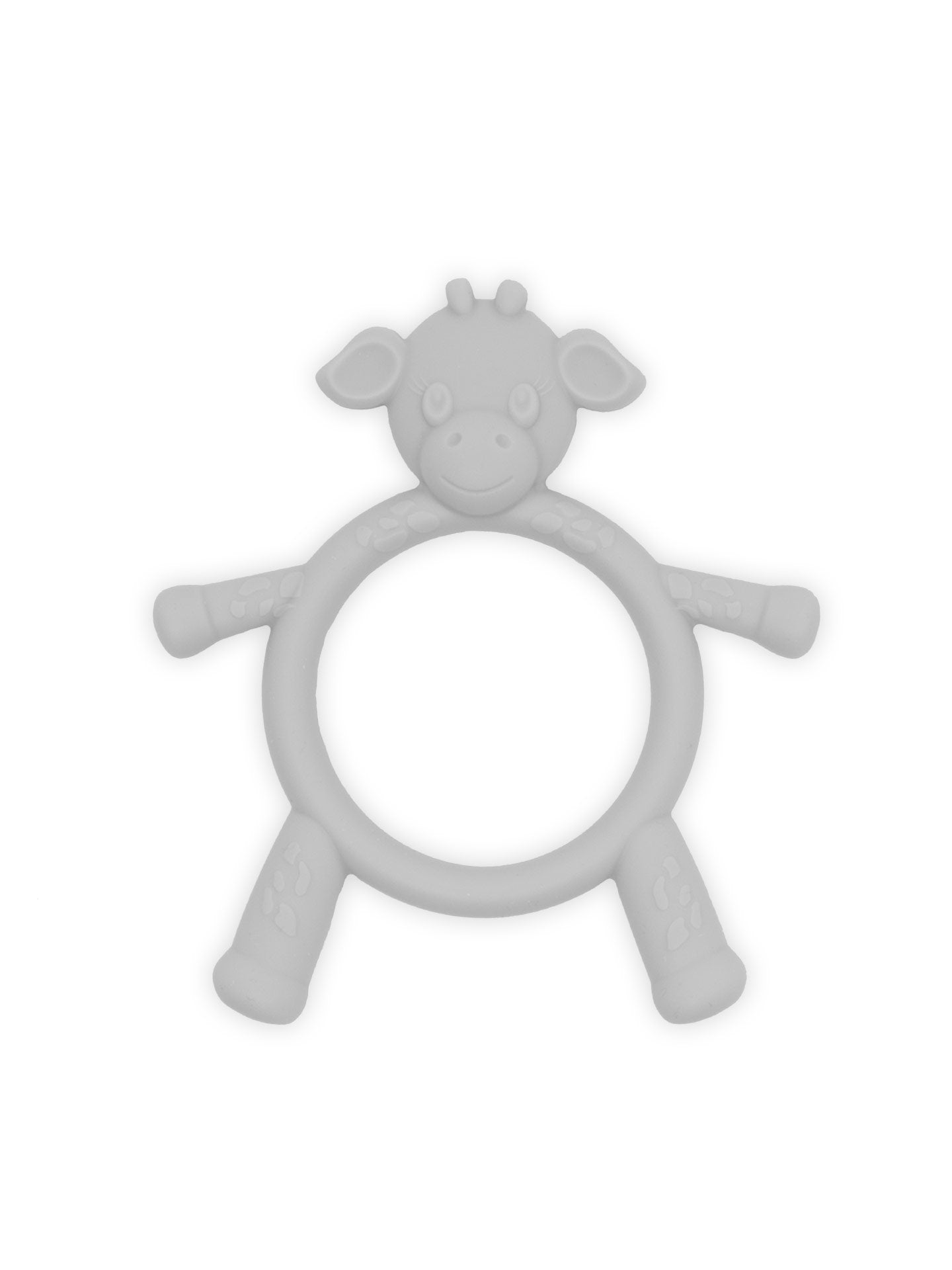 Little G  Teething Toy Silver
