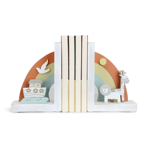 Noah's Ark Bookends Set 2