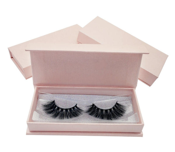 3D Mink Hair 1 Piece Extended Eyelashes Beauon