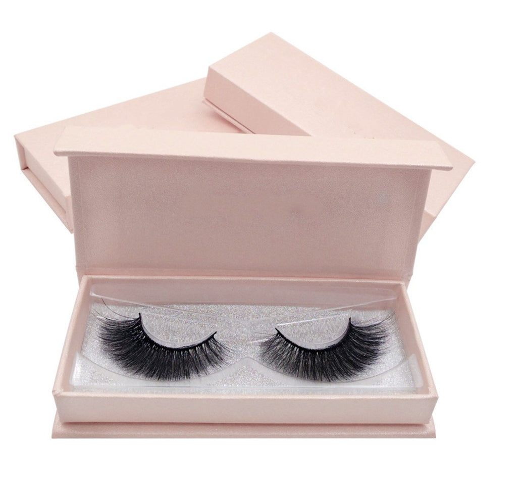 3D Mink Hair 1 Piece Extended Natural Eyelashes Beauon