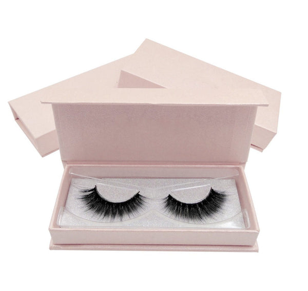 3D Mink Hair 1 Piece Eyes Tail Elongation Natural Eyelashes Beauon