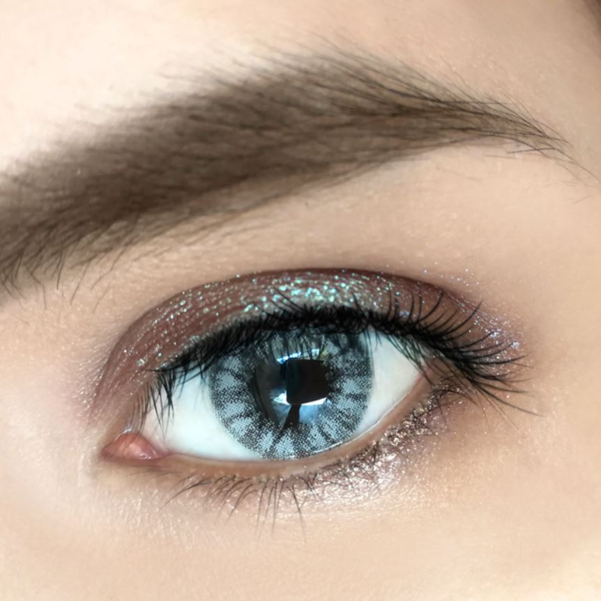 Crystal Coffee Colored Contact Lenses Beauon