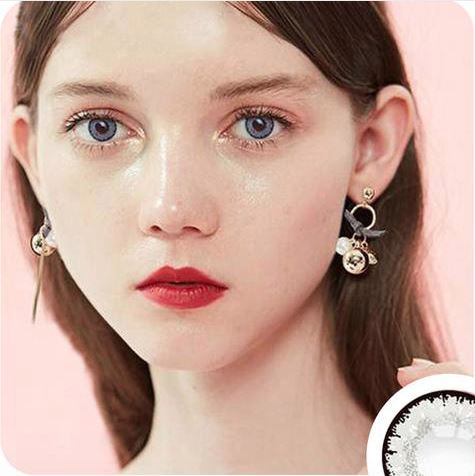 Elves L-gray Colored Contact Lenses Beauon