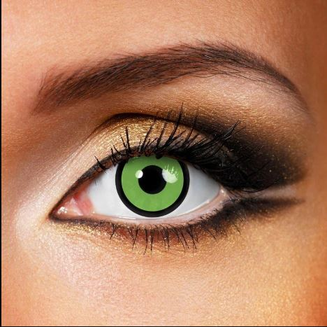 Halloween Green manson Colored Contact Lenses Beauon
