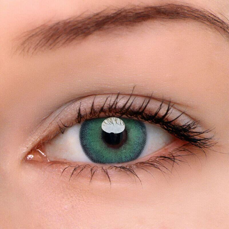 Himalaya Green Colored Contact Lenses- Pre-sale (Shipped on August 20) Beauon