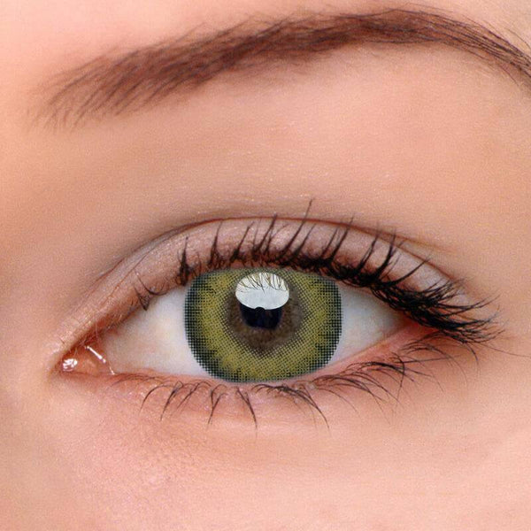 Mojito Green Colored Contact Lenses Beauon