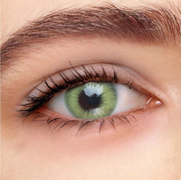 Ocean Green Colored Contact Lenses Beauon