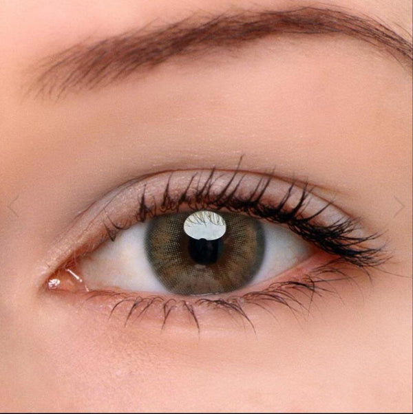 PRO Caramel Brown Colored Contact Lenses Beauon