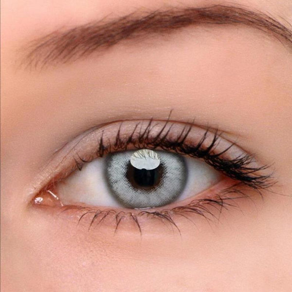 Pro Crystal Gray Colored Contact Lenses Beauon