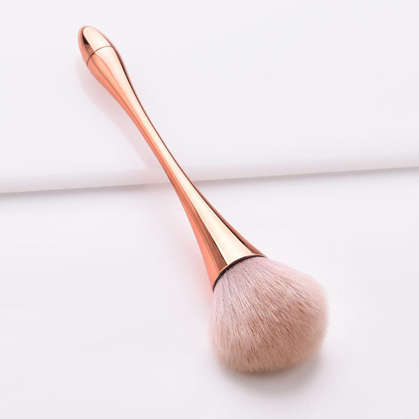 Single Pink Powder Brush Beauon