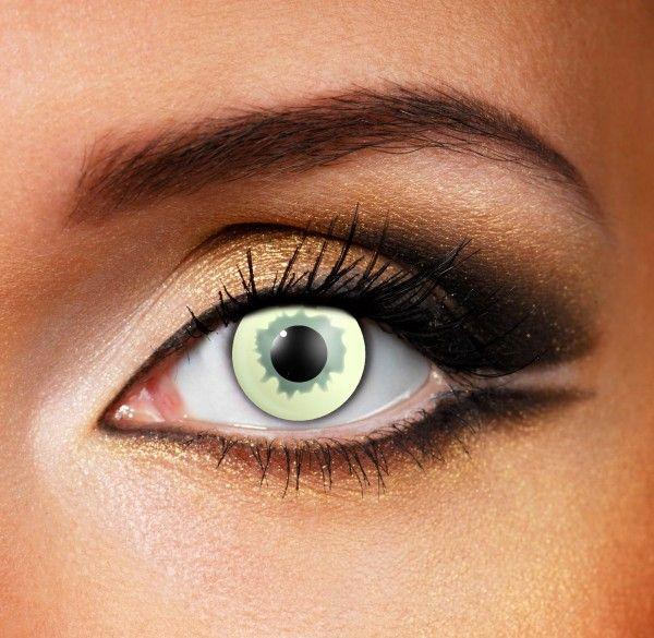 Special hot sell style GHOST green Colored Contact Lenses Beauon