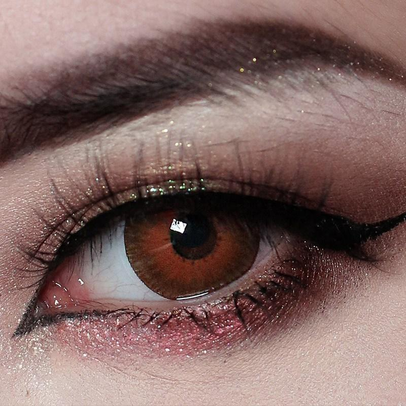 Urbon Lady N Hazel Colored Contact Lenses Beauon