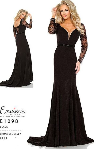 Size 22  E1098  Envious by Karishma Creations