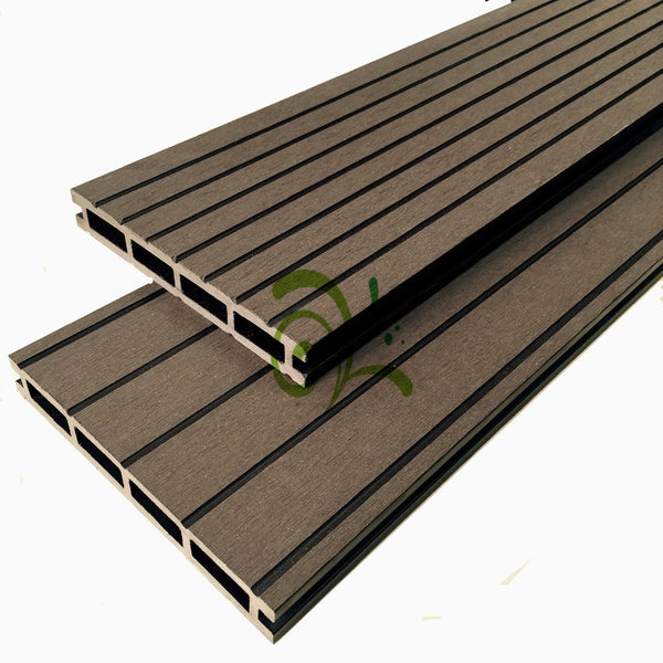 Vlonderplanken Sienna All-In Pakket (M2) Composiet 4 Meter