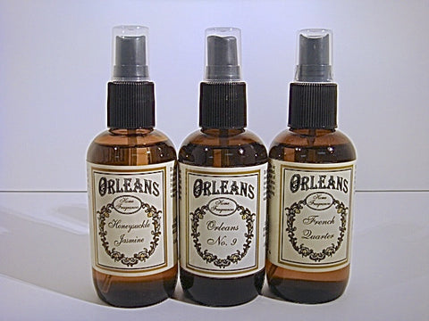 Orleans Jazz Spray