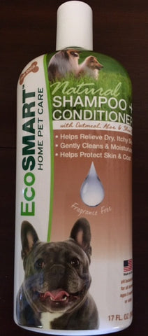 EcoSmart Organic Natural Shampoo & Conditioner