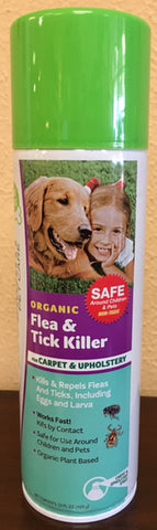 EcoSmart Organic Flea & Tick Killer For Carpet & Upholstery