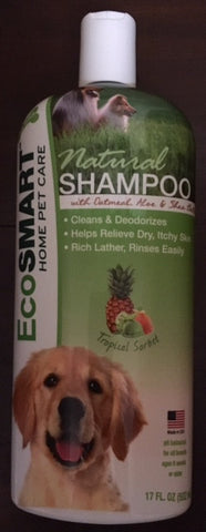 EcoSmart Natural Tropical Sorbet Shampoo