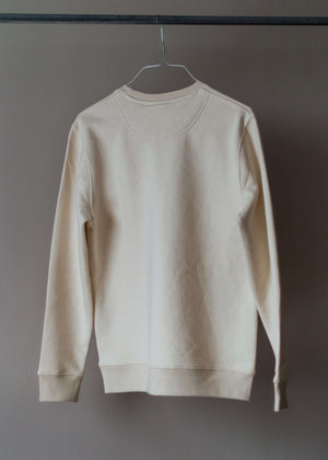 Organic Sweater - Natural