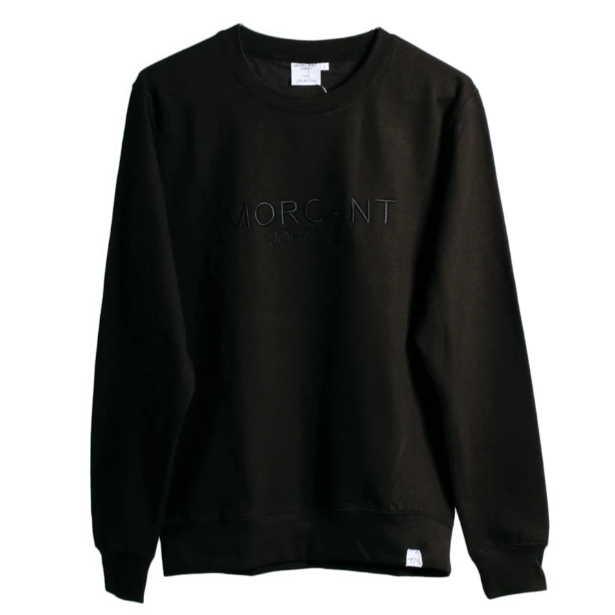 Midnight Sweater -  Black