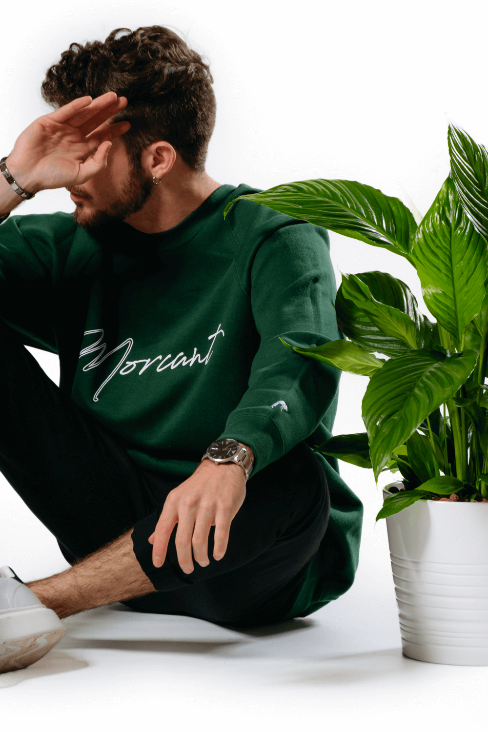 Signature Sweater - Green