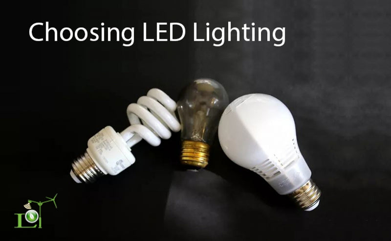 Choosing LED Lighting