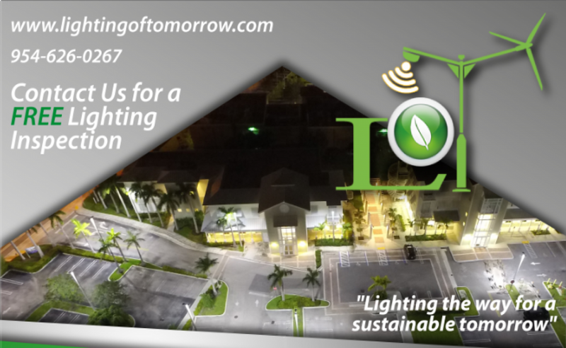 What Are the Benefits of Lighting as a Service with Lighting of Tomorrow?