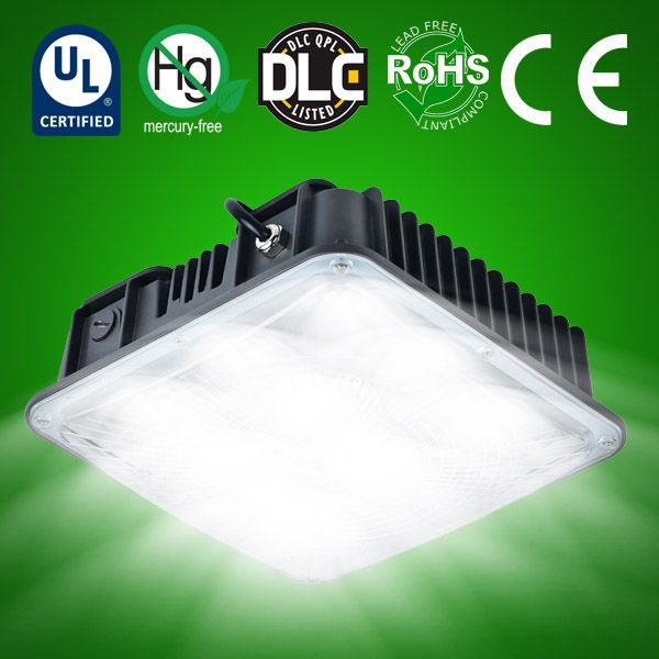 LED Canopy Light style D - Lighting of Tomorrow