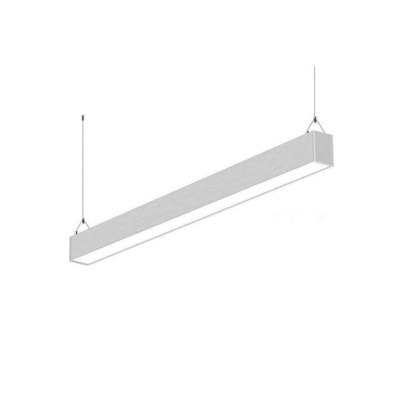 40W 4FT LED Architectural Linear Light With 5000K for Office Lighting