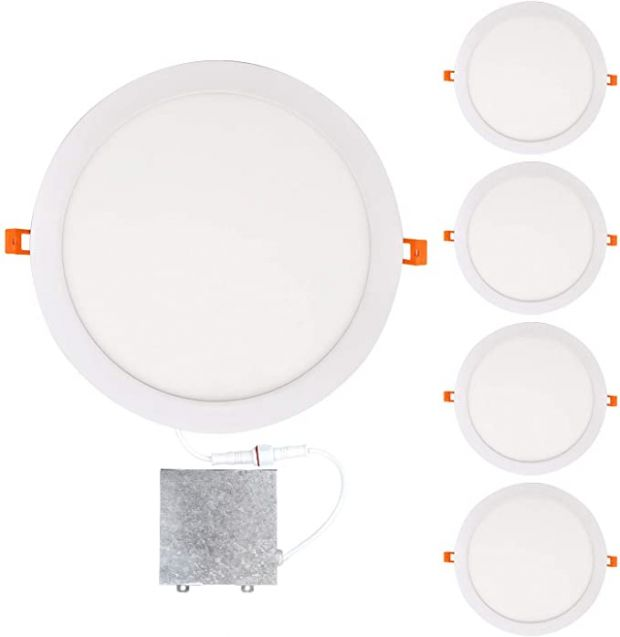 12 Inch Dimmable Recessed Light - Lighting of Tomorrow
