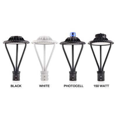 LED Post Top Lamps | White Color - Lighting of Tomorrow