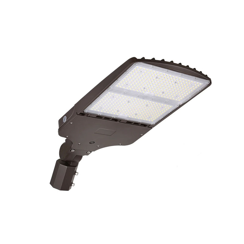 300W LED Parking Lot Light with 5000K for Commercial Area Lighting