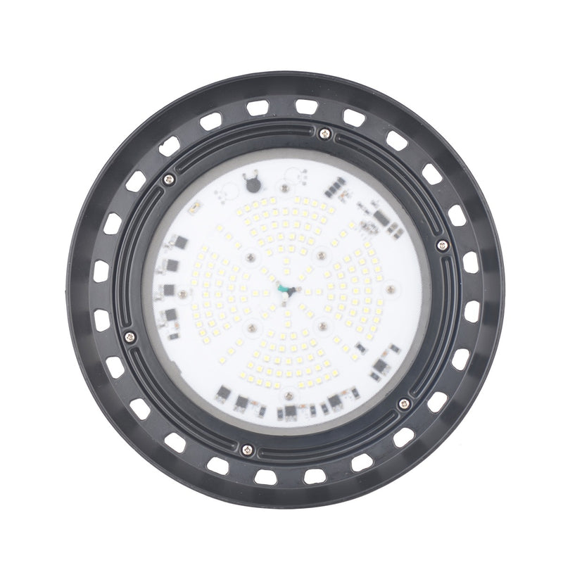 UFO LED High Bay Lights, Dimmable Warehouse Shop Light