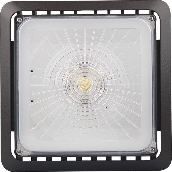 75W LED Square Canopy Lights