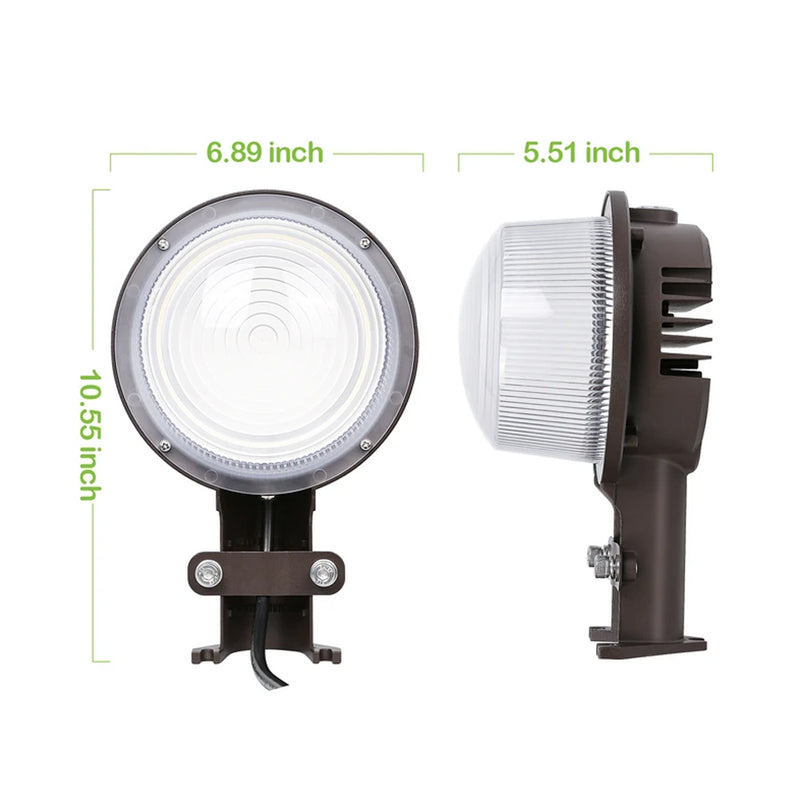 40W LED Security Barn Light with 5000K for Outdoor Commercial Area