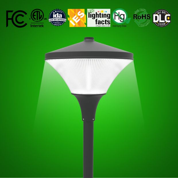 LED Post Light - Lighting of Tomorrow