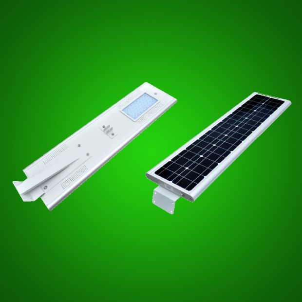 LED Solar Street Light | Includes Smart App | Dusk to Dawn or manual setting - Lighting of Tomorrow