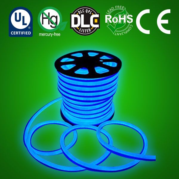LED RGBW Neon Flex | 110-120 V | 32.8 feet