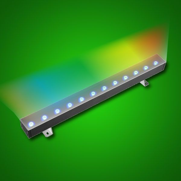 LED Linear Wall Washer - RGB - Lighting of Tomorrow