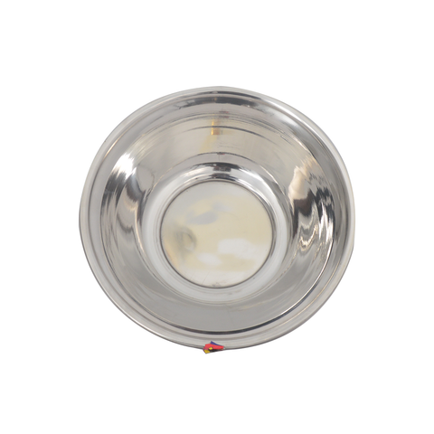 Bowl Basin Steel 20G No. 12