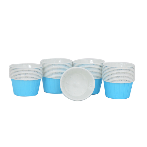 ICE CREAM PAPER CUP 50 PCS