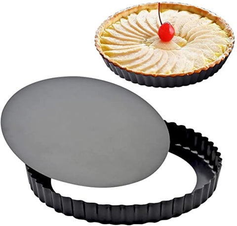 Pie Pan 8 inches Loose Base