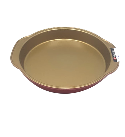 Bake Pan Round 24 cm w/handle