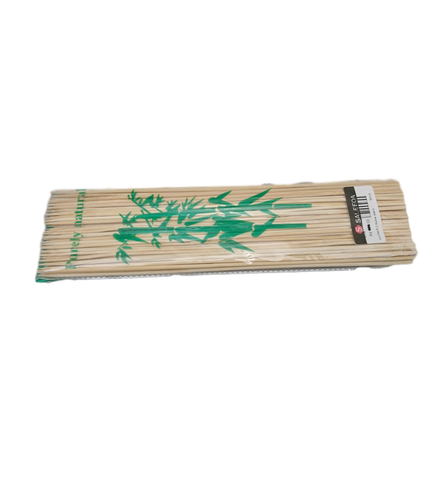 12-4 Bar BQ Skewer Bamboo WQS