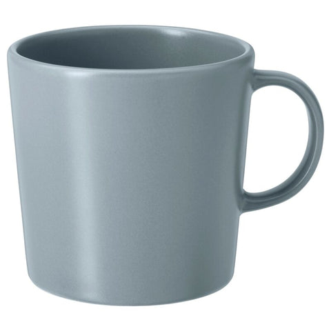 Ikea Mug Grey 1pc