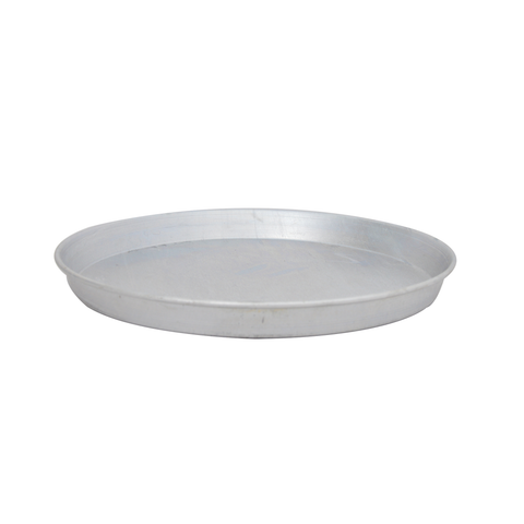 Pan pizza Silver deep No.7 33cm
