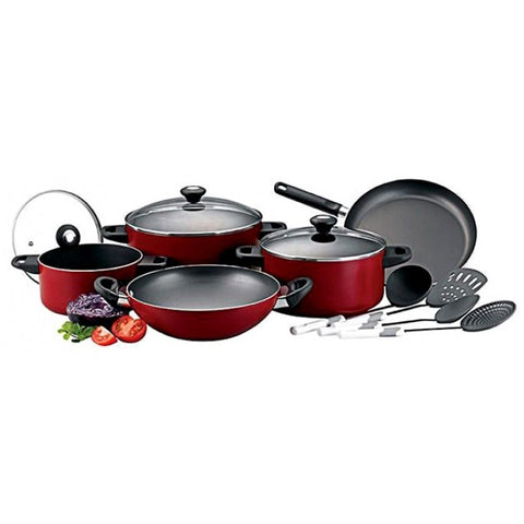 21179 Cook ware Set 12pcs Prestige