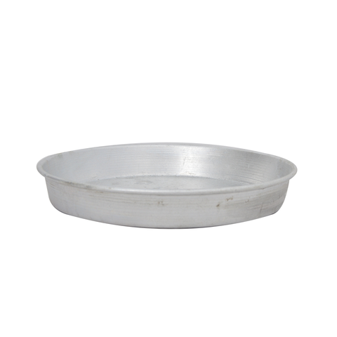 Pan pizza Silver deep No.2 22cm