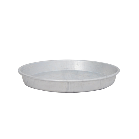 Pan pizza Silver deep No.3 24cm
